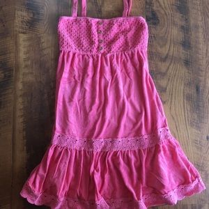Juicy Couture terry dress /cover up small HTF
